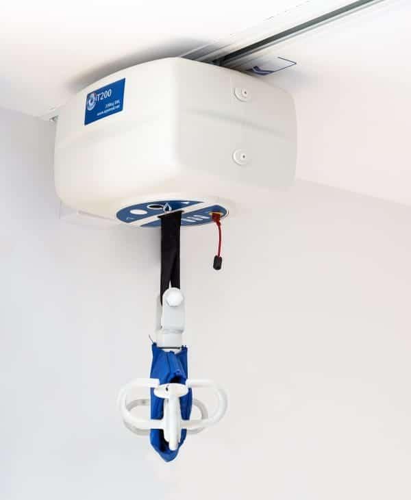 ot200 compact ceiling hoist