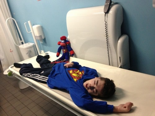 super josh importance of changing places