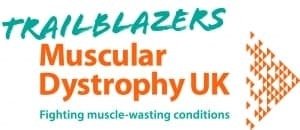 Muscular Dystrophy UK Trailblazers
