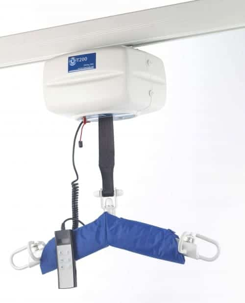 ot200 ceiling hoist by aveso