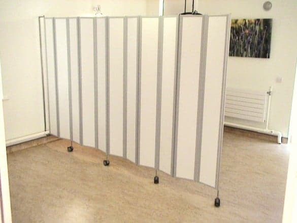 privacy screen for changing places by aveso