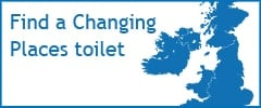 Find your changing places toilet