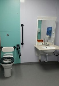 sheffield hospital changing places by aveso