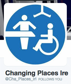 changing places ireland