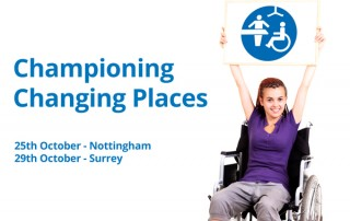 Championing Changing Places 2016